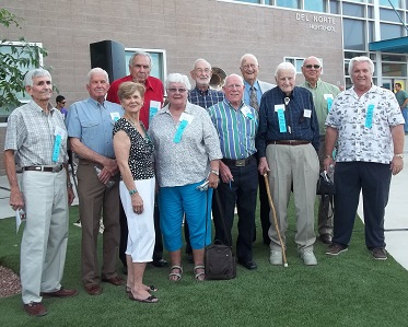 2014 Photo of original 1964 Del Norte teachers